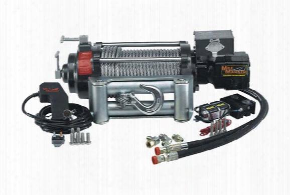 2002 Chevy Blazer Mile Marker Winch - Hi10500 Hydraulic Winch
