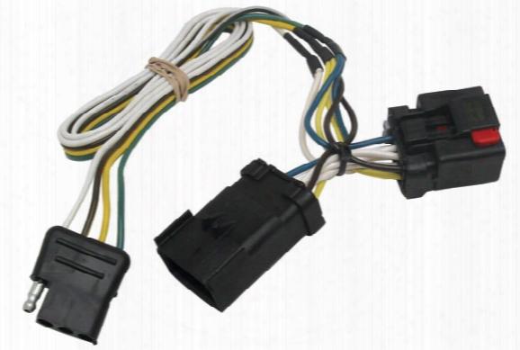 2013 Honda Crosstour Curt T-connectors