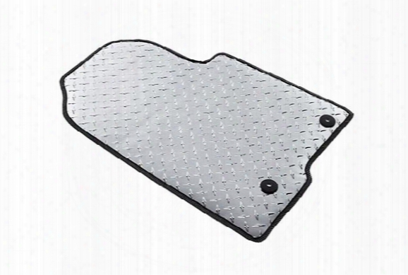 2000 Mercedes-benz G-class Intro-tech Automotive Diamond Plate Auto Mat Floor Ma