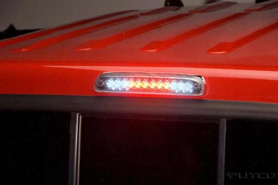 2013 Toyota Fj Cruiser Putco Pure Led Thir Dbrake Lights 900214 Pure Led Third Brake Light