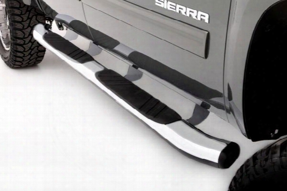 "2015 Chevy Colorado Lund 5"" Oval Nerf Bars"