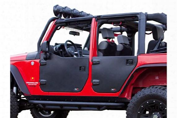 2015 Jeep Wrangler Rugged Ridge Jeep Half Doors
