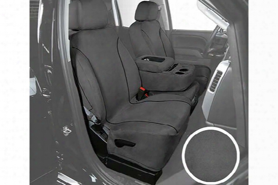 Microsuede Seat Covers By Saddleman - Saddleman Seat Covers