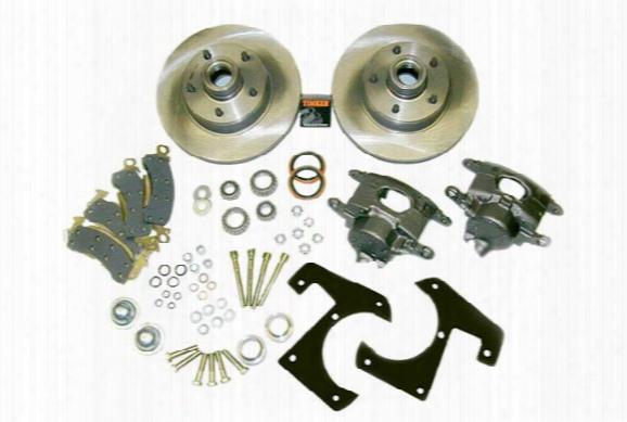 Chevy Camaro Disc Brake Conversion Kits - Ssbc Disc Brake Conversion Kit