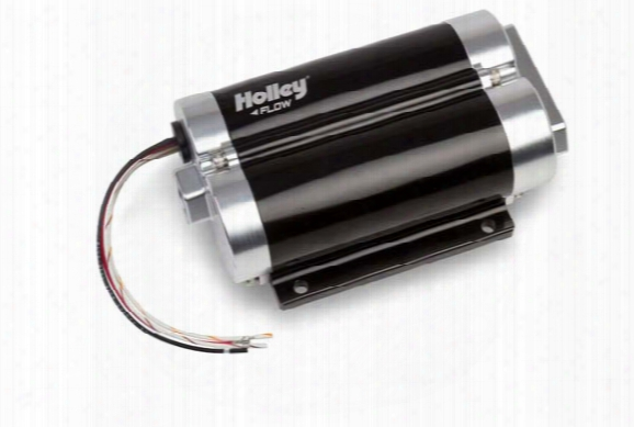 Holley Dominator In-line Electric Fuel Pump 12-1200-2 Dominator In-line Electric Fuel Pump