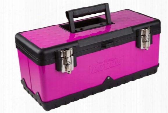The Original Pink Box Portable Toolbox Pb20mtb Portable Toolbox
