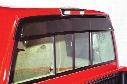 1988-1993 GMC C/K 1500 Wade Cab Guard Rear Window Deflector by Westin
