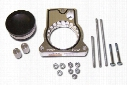 1993-1997 Honda Del Sol Taylor Cable Helix Power Tower Throttle Body Spacer