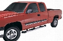 2003 Chevy Avalanche Lund StepRails Elliptical Aluminum Side Steps