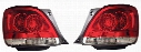 2006 Toyota Tundra Anzo USA LED Tail Lights 311178 LED Tail Lights