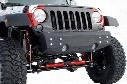 2016 Toyota Tacoma Off Camber Fabrication Bumpers by MBRP