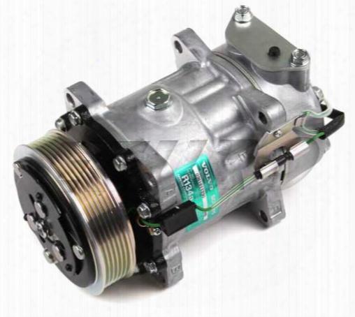 A/c Compressor (new) - Sanden 2007846 Volvo 8601550