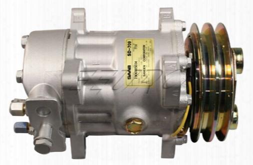 A/c Compressor (new) - Sanden Saab 4319810