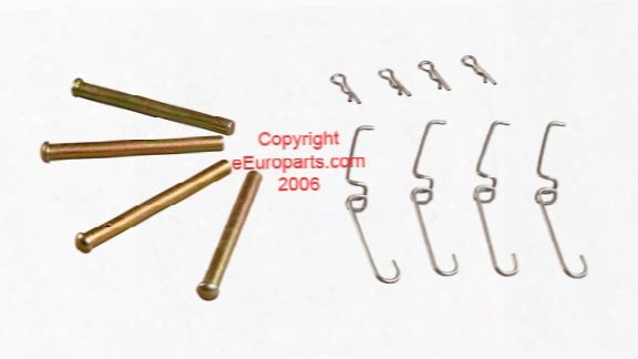 Caliper Hardware Kit - Front - Scantech