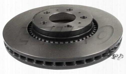 Disc Brake Rotor - Front (305mm) - Brembo Volvo 31471827