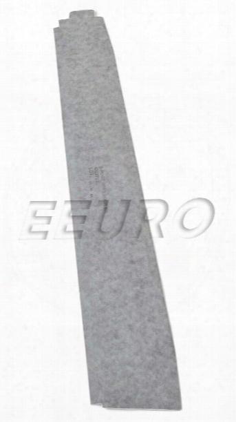 Door Trim Tape - Rear Passenger Side - Genuine Saab 4322723