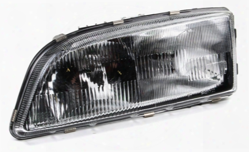 Headlight Assembly - Driver Side - Aftermarket 9483192a Volvo 9483192