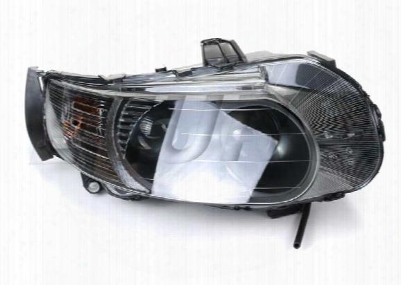 Headlight Assembly - Passenger Side (halogen) - Genuine Saab 12767099