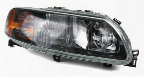 Headlight Assembly - Passenger Side (halogen) - Genuine Volvo 8693564