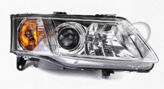 Headlight Assembly - Passenger Side (xenon) - Genuine Saab 12797393