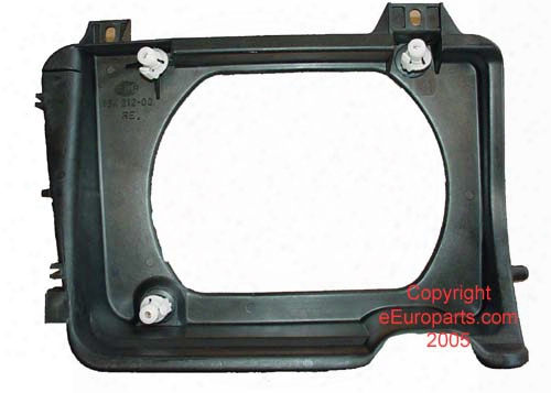 Headlight Mount Frame - Passenger Side - Genuine Saab 9521824