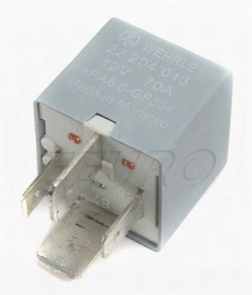 Multi Purpose Relay (4-pin) - Crp 9522061 Saab 90226846