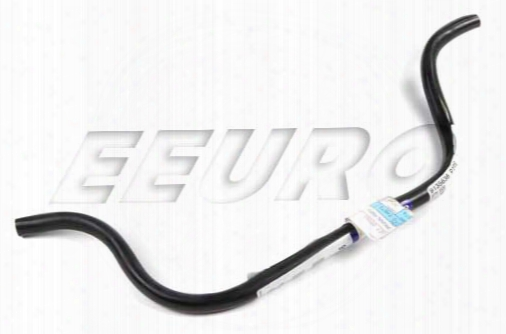 Oil Trap Hose (connect Both Coupler Hoses) - Genuine Volvo 9135636