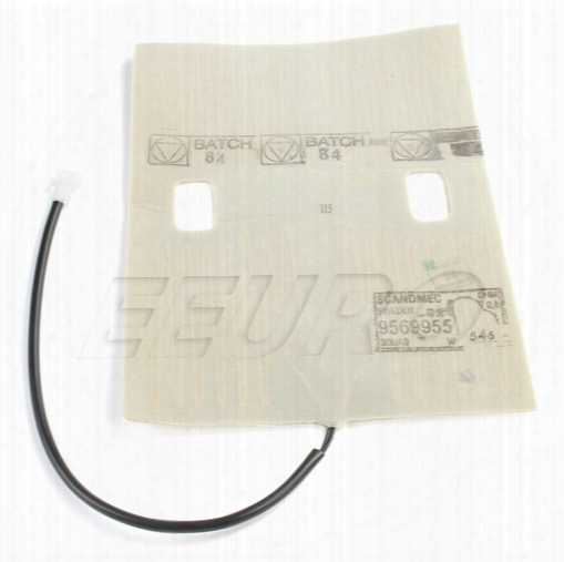 Seat Heating Pad - Front (back) - Genuine Saab 9569955