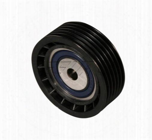 Serpentine Belt Idler Pulley - Upper - Ina 5320146100 Saab 4356127