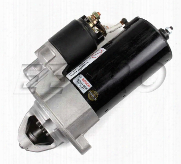 Starter Motor (rebuilt) - Bosch Sr0483x Volvo 5003918