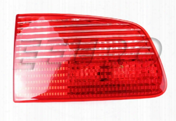 Tail Light Assembly - Driver Side Inner (w/ Foglight) - Genuine Saab 12755793
