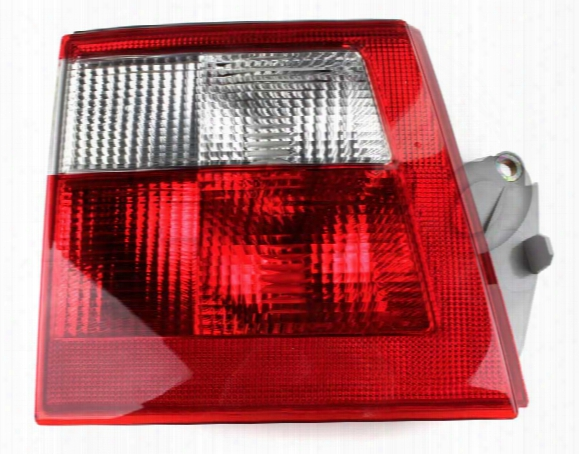 Tail Light Assembly - Driver Side Inner (w/ Foglight) - Genuine Saab 5404645
