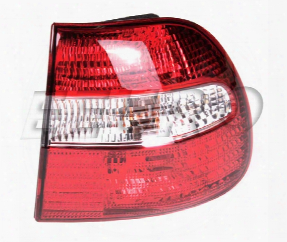Tail Light Assembly - Passenger Side Outer - Genuine Volvo 30621888
