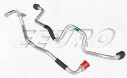 A/C Hose Assembly - To Expansion Valve - Genuine SAAB 4868600