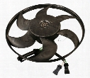 Engine Cooling Fan Assembly - Bosch 0986338006 SAAB 32000294