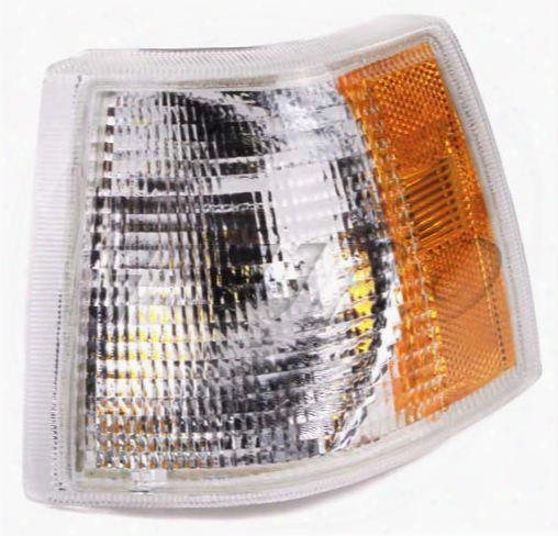Turnsignal Light - Driver Side - Uro Parts 6817769