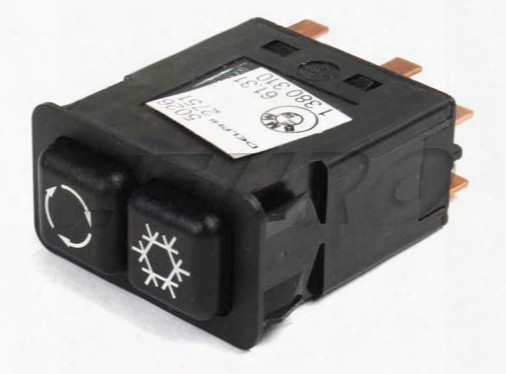 A/c Switch - Genuine Bmw 61311380310