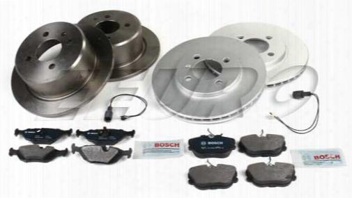 Bmw Disc Brake Kit (complete) (e30 325ix) - Eeuroparts.com Kit