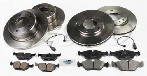 Bmw Disc Brake Kit (complete) (e30 M3) - Eeuroparts.com Kit