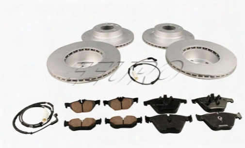 Bmw Disc Brake Kit (complete) (e90 E92 328i) - Eeuroparts.com Kit