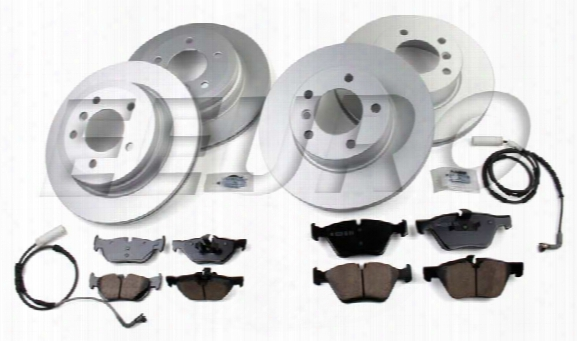 Bmw Disc Brake Kit (complete) (e91 328i) - Eeuroparts.com Kit