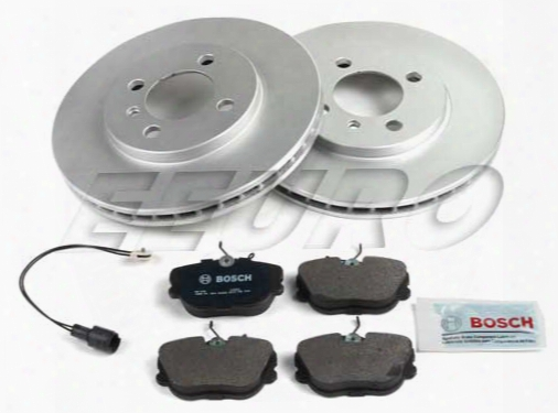 Bmw Disc Brake Kit - Front (312mm) - Eeuroparts.com Kit