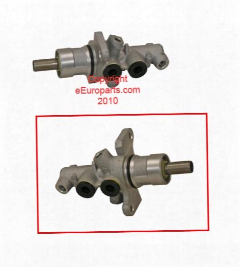 Brake Master Cylinder - Fte H2593601 Bmw 34311165544