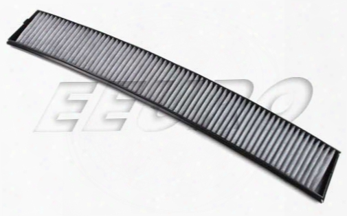 Cabin Air Filter (activated Charcoal) - Mann-filter Cuk6724 Bmw 64319257504