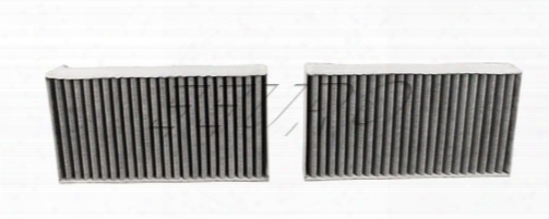 Cabin Air Filter Set (activated Charcoal) - Genuine Mercedes 164830021864