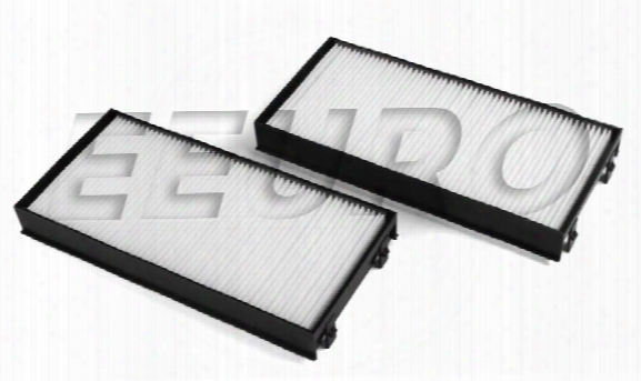 Cabin Air Filter Set - Mann-filter Cu29412 Bmw 64119248294