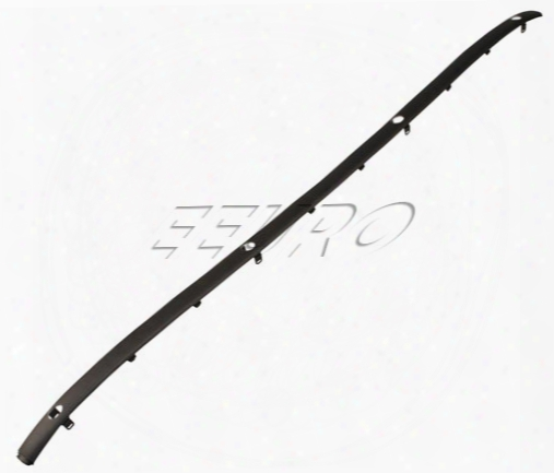 Decor Strip - Rear Center (w/ Park Assist) - Genuine Saab 12788003