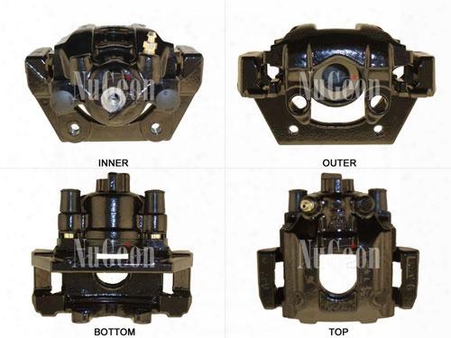 Disc Brake Caliper - Rear Driver Side - Nugeon 2202363l Bmw