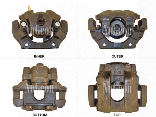 Disc Brake Caliper - Rear Driver Side - Nugeon 2202365l Bmw