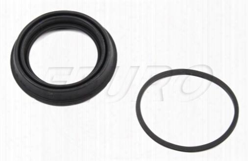 Disc Brake Caliper Rebuild Kit - Front (set) (302mm) - Fte Rks6051 Bmw